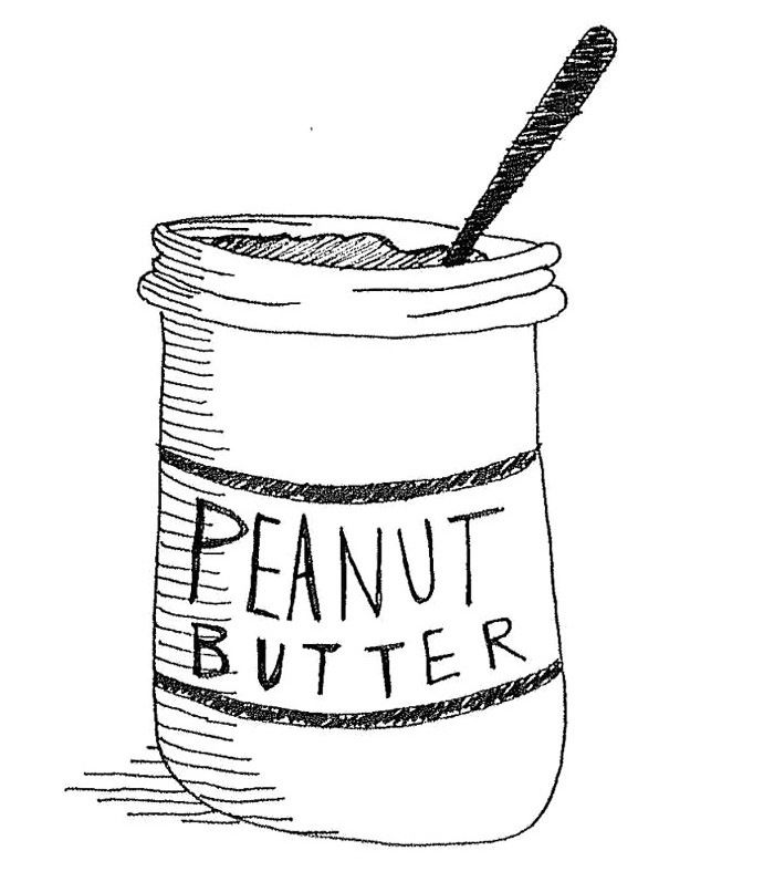 Peanut Butter And Jelly Coloring Pages Peanut Butter Jelly Coloring Pages Peanut Butter