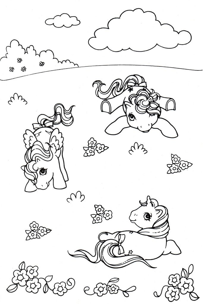 My Little Pony / Coloring Pages