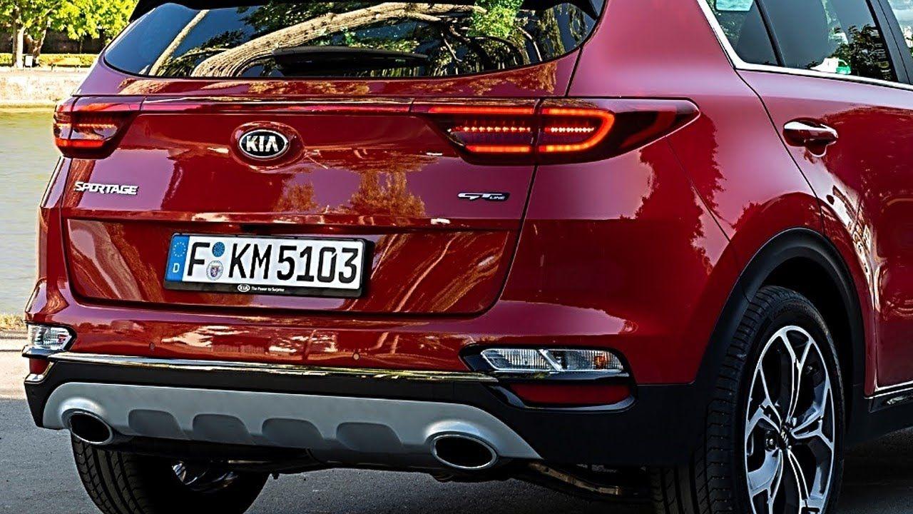 2019 Kia Sportage Facelift Interior And Exterior Cars Suv