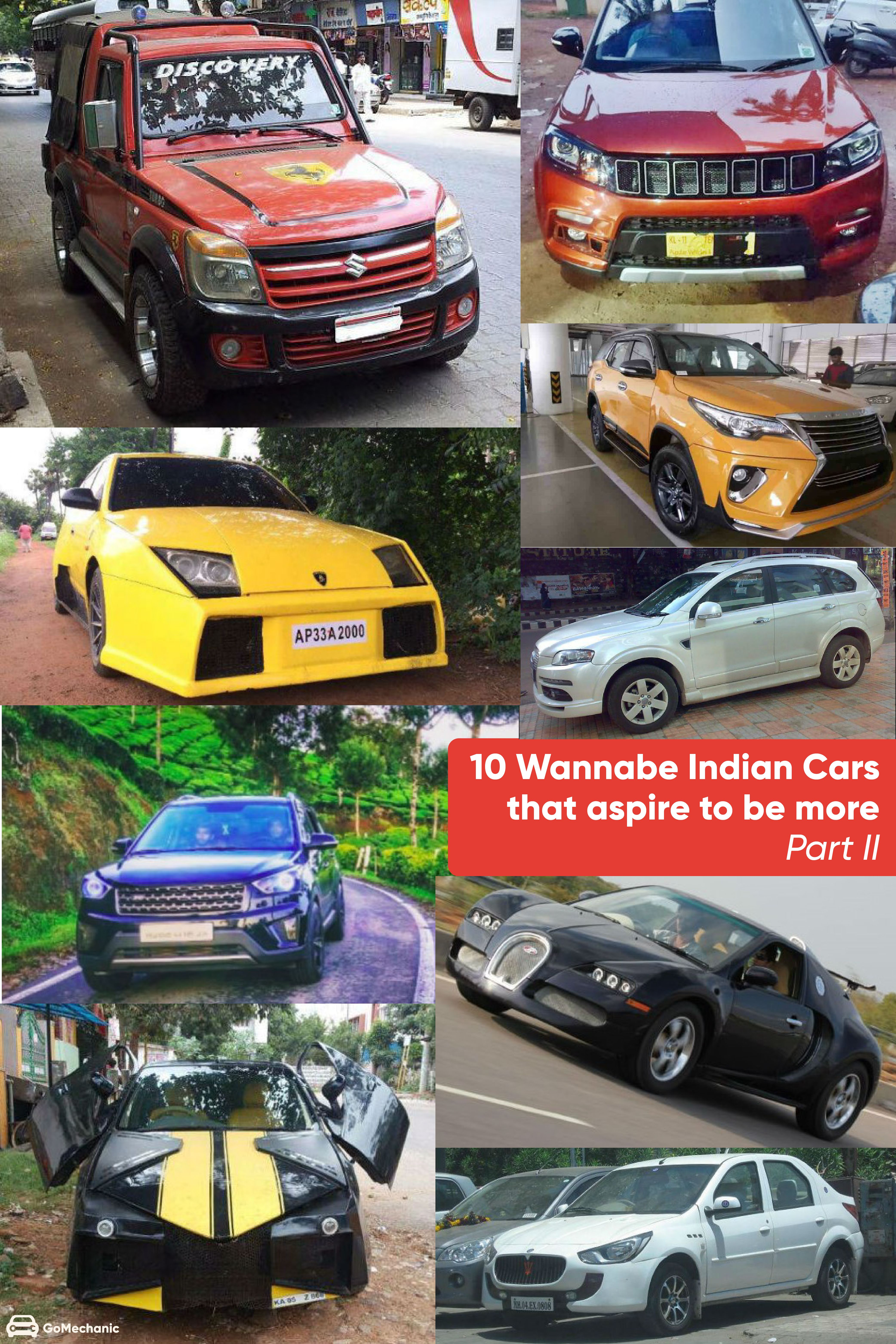 10 Wannabe Regular Indian Cars That Aspire To Be More Part 2 In 2020 Audi Chevrolet Captiva Modified Cars