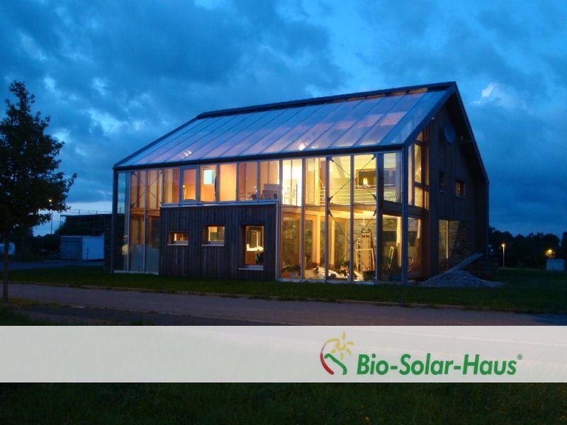 Bio Solar Haus In Stahlbauweise Bei Eupen/Belgien