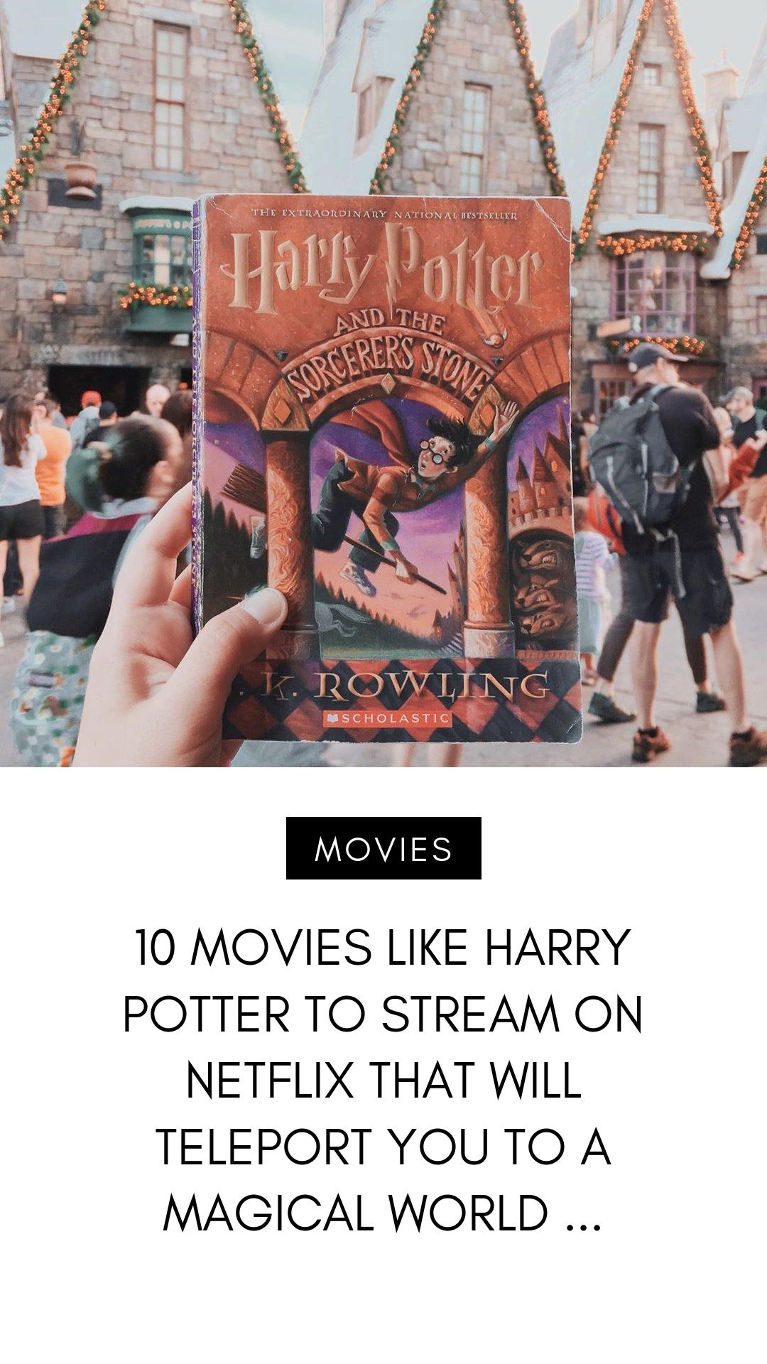 10 Movies Like Harry Potter To Stream On Netflix That Will Teleport You To A Magical World Movies Movie To Watch List Fantasy Movies