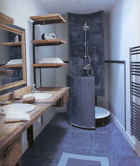 bagno rustico - Cerca con Google