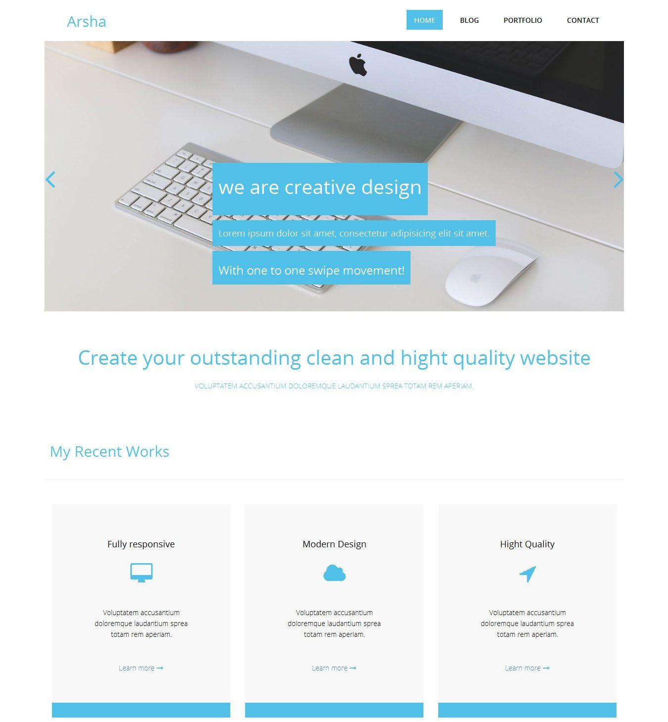 Ausgezeichnet Kostenlose Web Vorlage Html Bilder - Beispiel Business ...