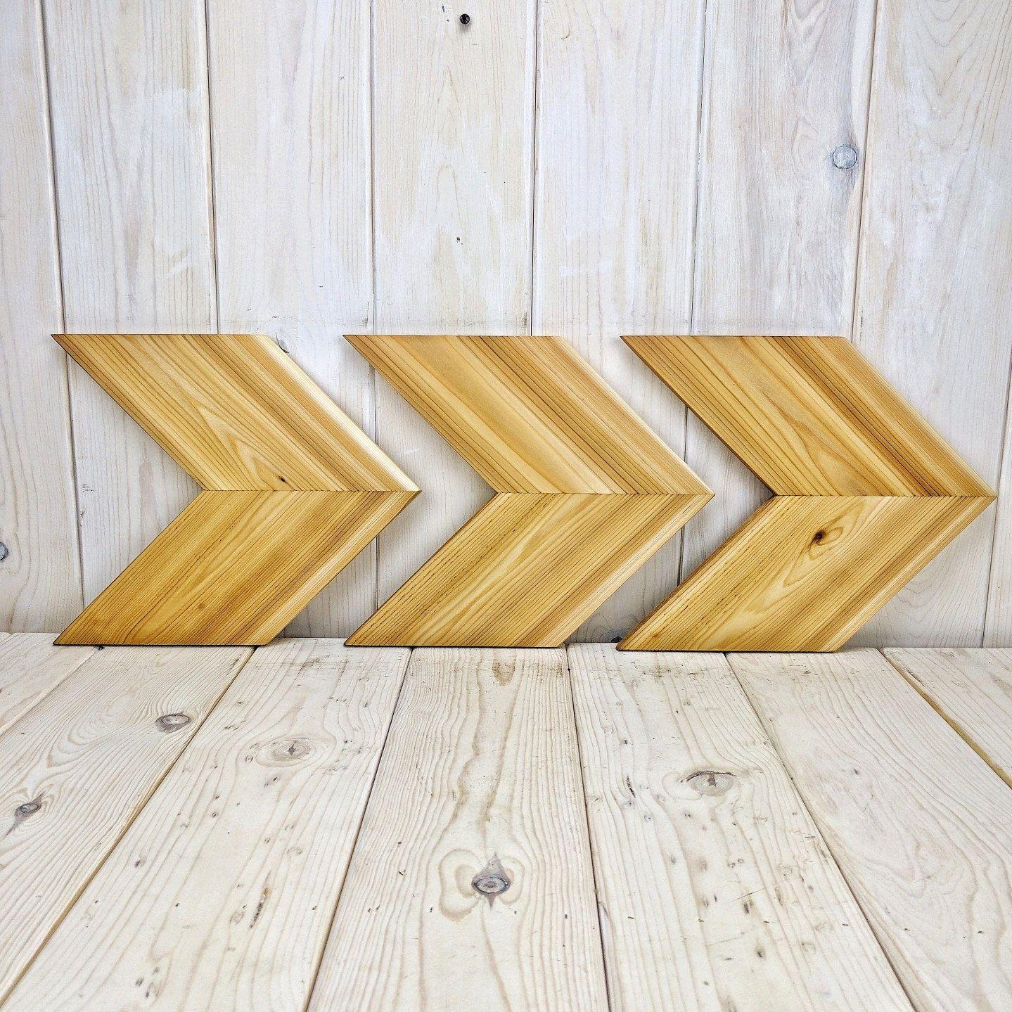 Luxury Rustic Wood Arrow Wall Decor Mold - The Wall Art Decorations ...