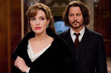 The Tourist The Tourist Angelina Jolie Angelina Jolie Movies Johnny Depp Angelina Jolie