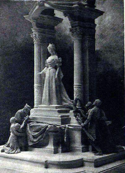 Az Erzsébet-emlékmű pályaművei, 1901-1920.