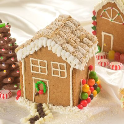 The Nestle Toll House Gingerbread Village Christmas Holiday