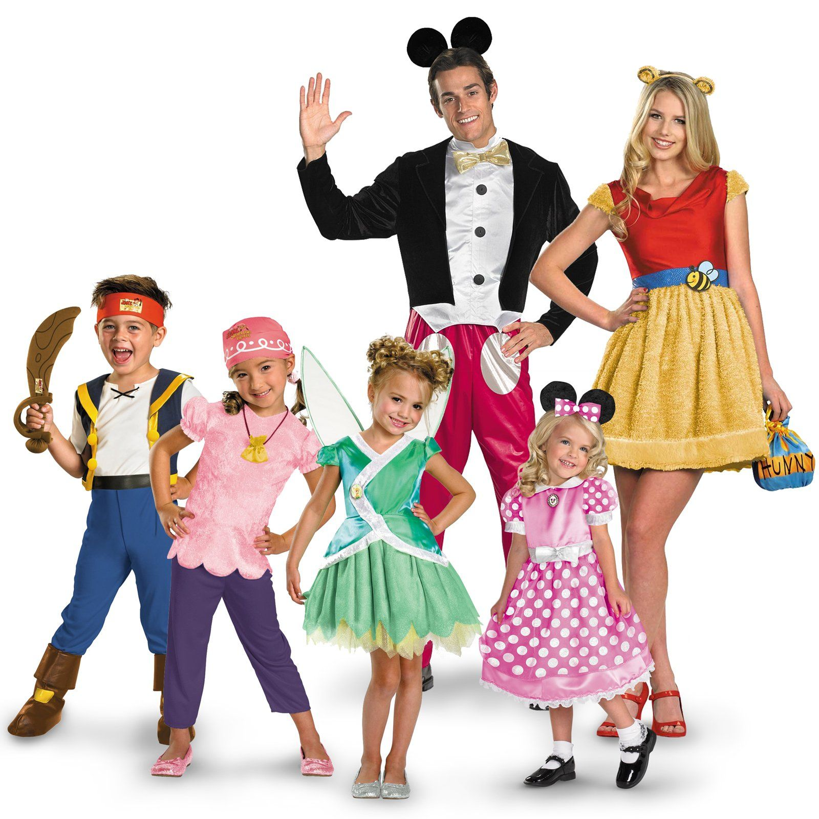 Disney Costume Ideas Disney Themed Dress Up For The Whole Family Future Tinker Family