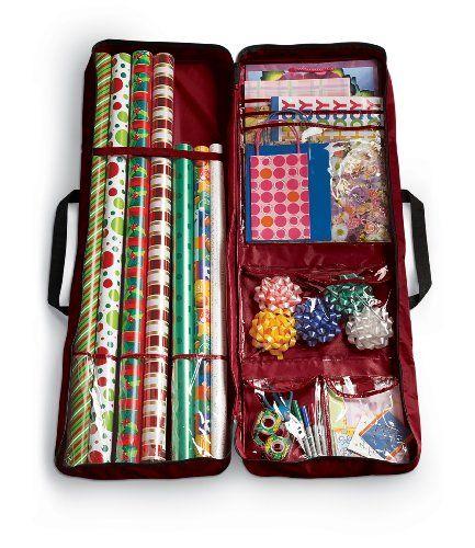 Rubbermaid Gift Wrap Storage Organizer Wrapping Paper Holder Gift Wrap Organization Gift Wrap Storage