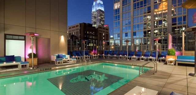 Back to NYC -  Gansevoort Hotel by Tablet