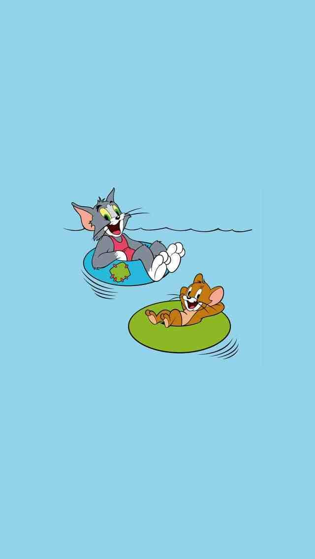 Pin By Karthikeyan Mariyappan On Tom And Jerry Cartoon Wallpaper Tom And Jerry Wallpapers Cute Cartoon Wallpapers