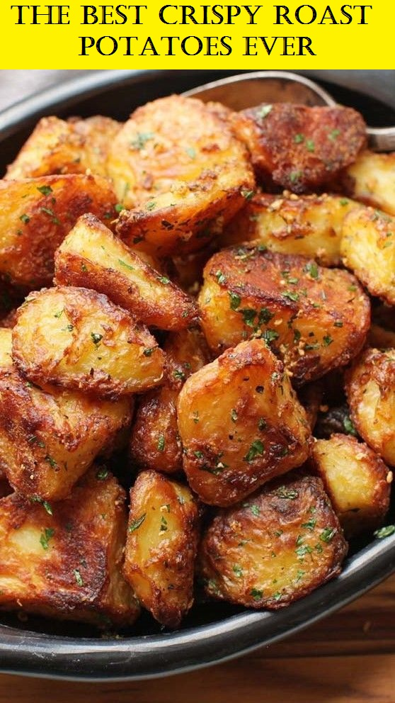 Photo of The Best Crispy Roast Potatoes Ever