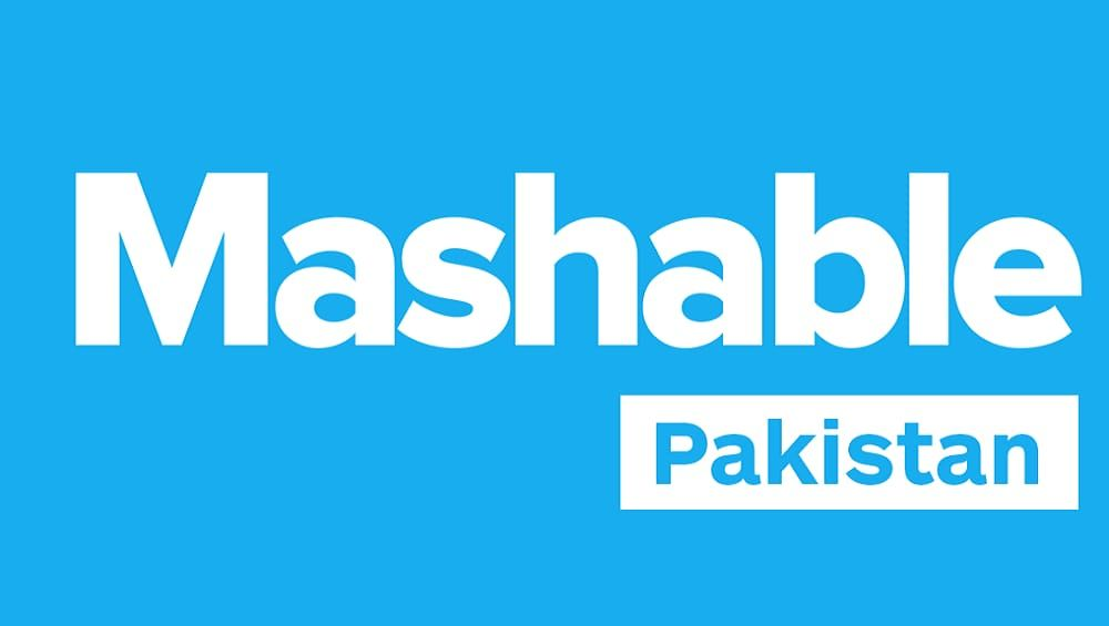 Mashable Pakistan A Digital Platform Is Being Operated By
