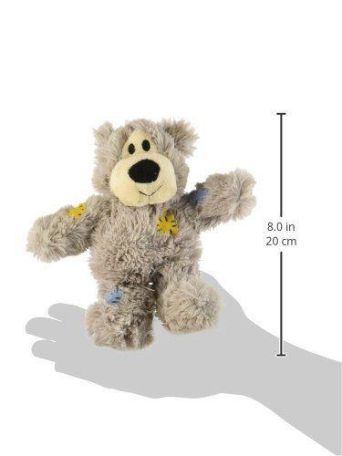 Kong Wild Knots Bear Dog Toy Medium Large Amazon Co Uk Pet
