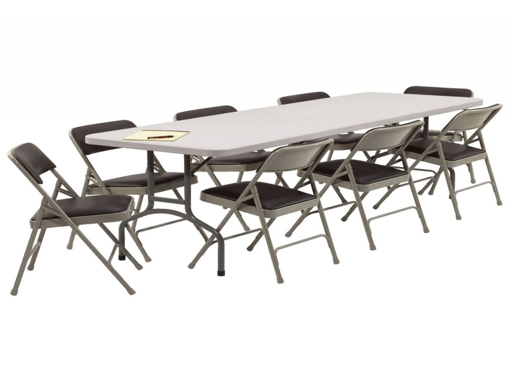 Furniture Nice Folding Table And Chairs Big Lots Also Retro Folding Table And Chairs From 3 Tips In Choosing Folding Vinyl Chairs Folding Table Banquet Tables