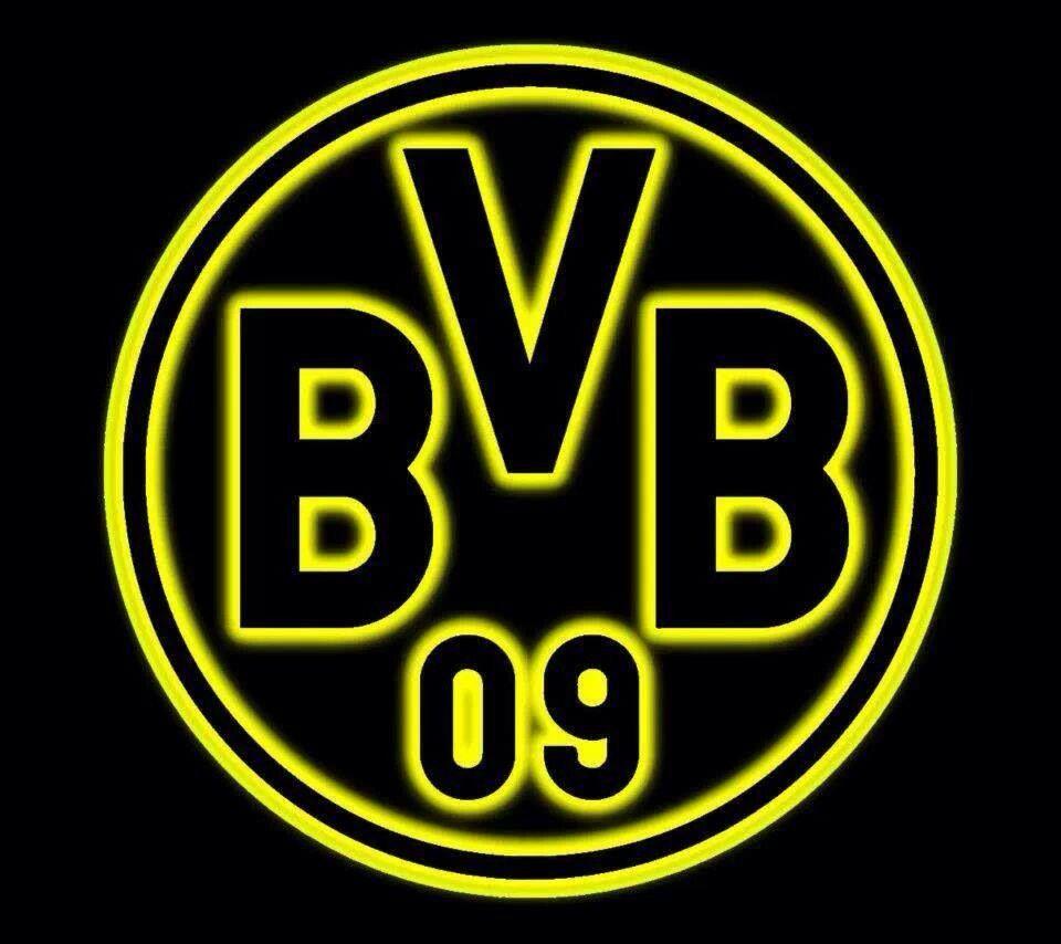 BVB Logo | Ballspielverein Borussia 09 e.V. Dortmund | Soccer logo, Dortmund, Logos