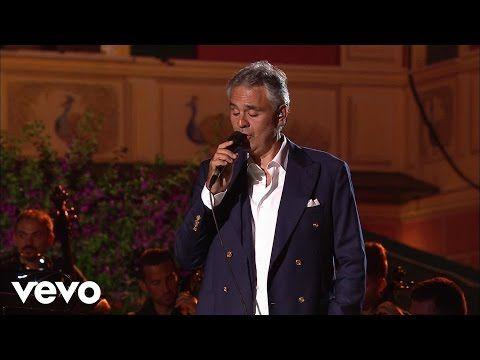928ef16c Andrea Bocelli - Quizas Quizas Quizas (HD) ft. Caroline Campbell - YouTube