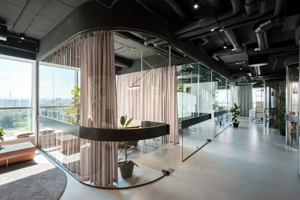 Autori Architects Design The Perfect Office Stylepark Architect Design Open Office Design Modern Office Design