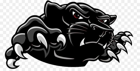 All Copyrights And Trademarks Of Character Images Used Belong To Their Respective Owners And Are Not Being Sold T Panther Logo Free Clip Art Black Panther