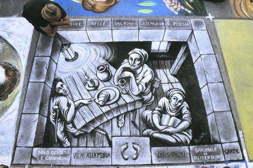 Gary Palmer street art