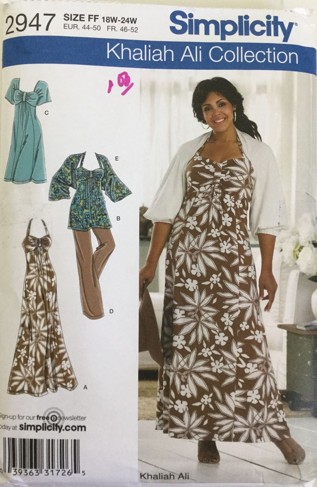 Pin by Jeanny R\'s on Misses\' Simplicity Sewing Patterns at Jeanny\'s ...