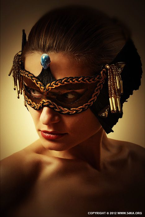 Gem mask I – eye mask | 54ka Mask | Female mask, Mask ...