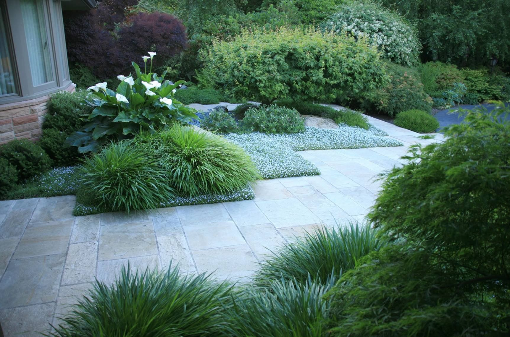 Pin by Art.Arch. A.R.I on Backyard landscaping | Sloped garden