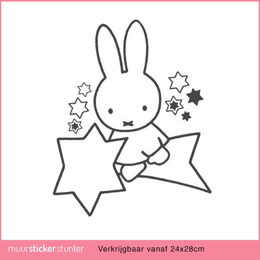 Babykamer Kinderkamer Muurstickers Altijd Gratis Verzending Muurstickers Kinderkleurplaten Knutselen Nijntje