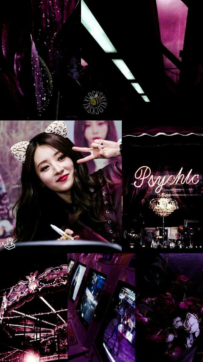 Dreamcatcher Kpop Lockscreen Wallpaper