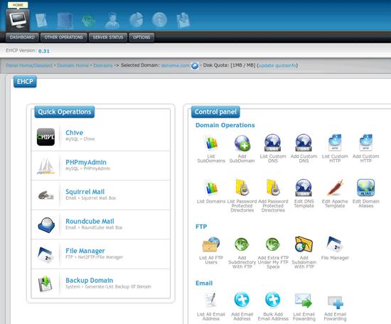 20++ Web hosting management software info