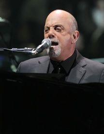 Billy Joel Begins Madison Square Garden Residency