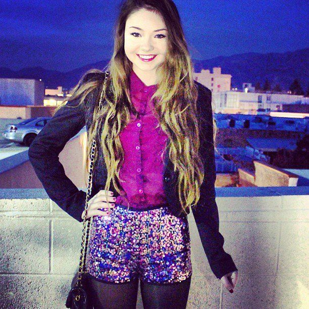 Meredith Foster Stilababe09 Glam outfit, Cute outfits