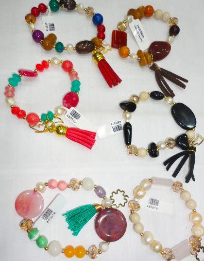 ce91473c9fc0 PULSERAS NATURALES #pulseras #fashion #moda #mujer #bracelet ...