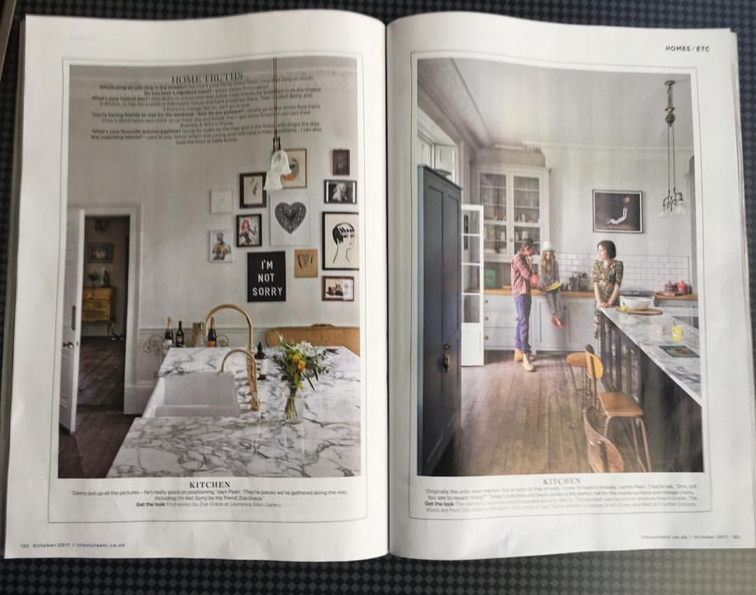 Thank You @livingetcuk For Featuring My House In This Monthu0027s Issue. Just  Need To