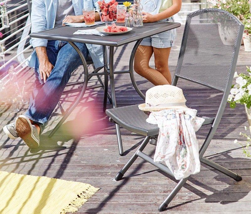 Balkonmöbel für kleinen Balkon \u2013 50 Ideen 50th