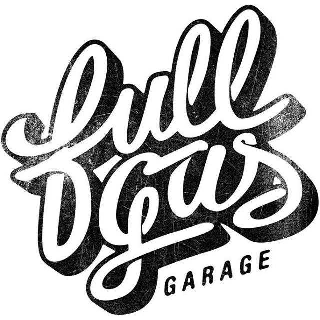 Brand Identity For FullGas Garage, Sabadell, BCN