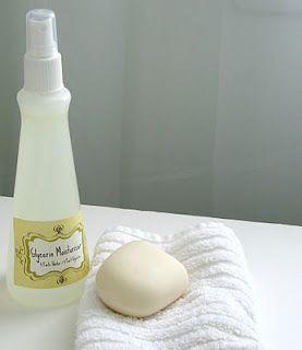 Make Your Own Glycerin Skin Moisturizer Moisturizer Homemade
