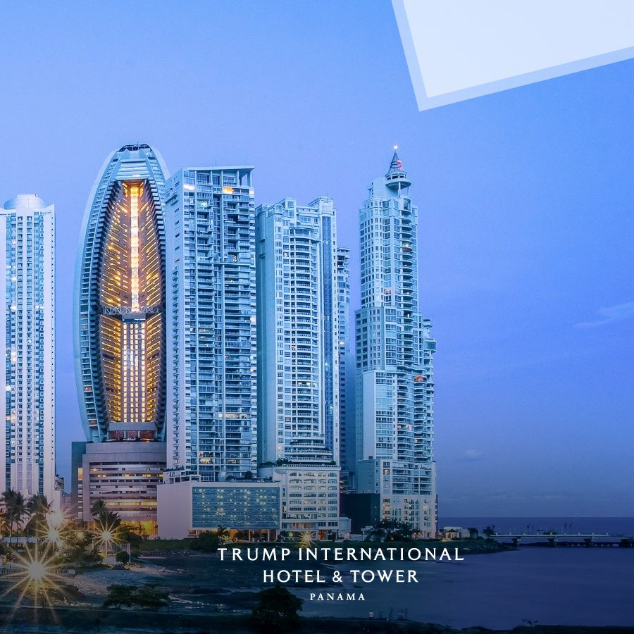 Trump ocean club international hotel and tower panama for International hotel design