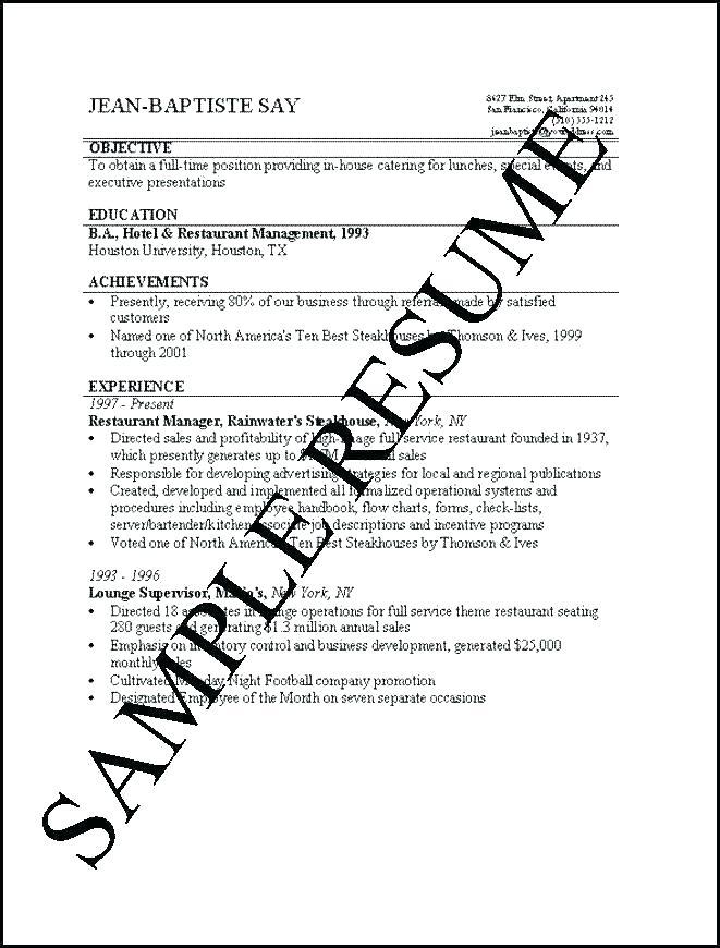 Sample Resume For Job Resume Sample For Job Format Of A Job Resume Format Of A Job Resume Job Resume Sample Job Resume Template Job Resume Job Resume Examples