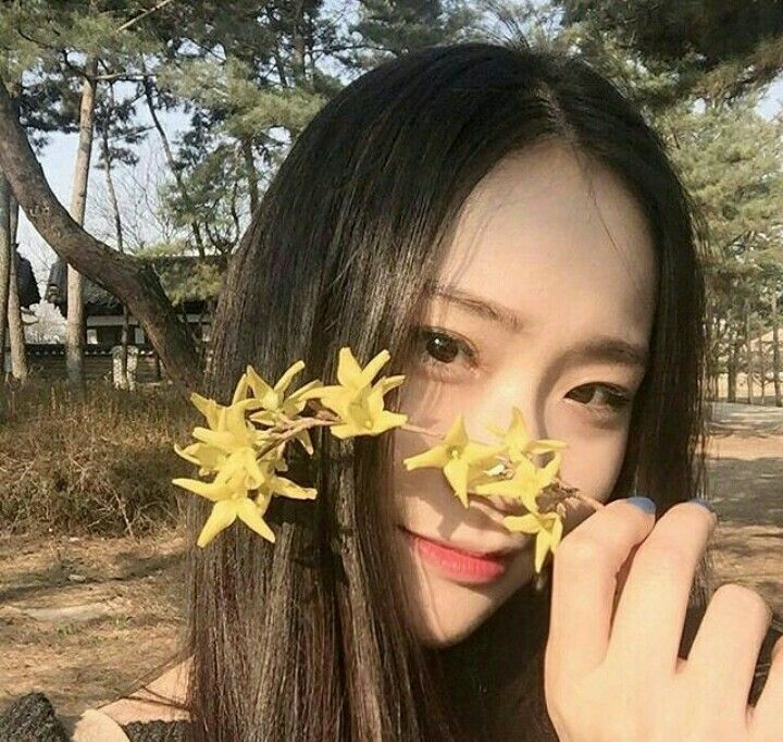 Korean Girl icons tumblr/ulzzang 안느
