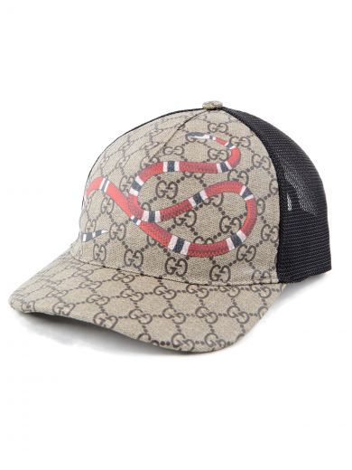 616197b5 GUCCI Gucci Snake Baseball Hat. #gucci #hats | Gucci Men | Gucci hat ...