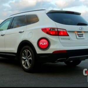 Consumer Reports Hyundai Santa Fe Is Impressively Fuel Efficient Video Hyundai Santa Fe Fuel Efficient Vehicles