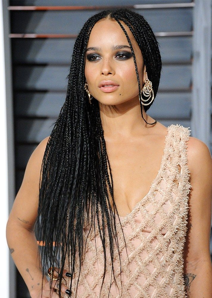 Iconic Celebrity Braids - Essence