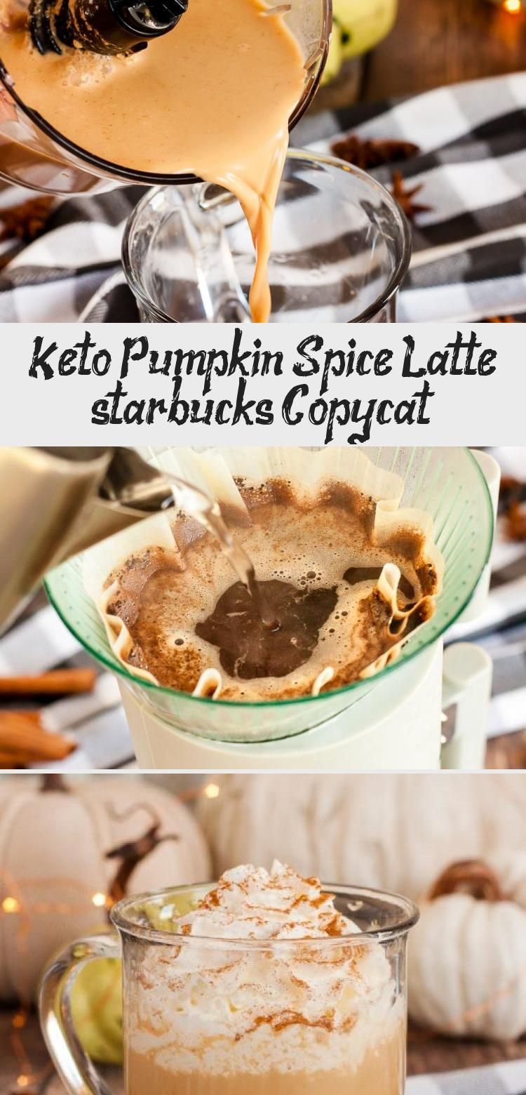 Fabulous Keto Pumpkin Spice Latte {Starbucks Copycat}! If you're craving a Pumpkin Spice Latte from Starbucks but don't want to break your keto diet, look no further than this Starbucks copycat recipe that is perfectly keto compliant! This pumpkin spice keto coffee recipe makes for a fabulous keto breakfast recipe or keto snack recipe. I hope you enjoy this low carb coffee! #BreakfastRecipesPotatoes #AmazingBreakfastRecipes #BreakfastRecipesIdeas #BreakfastRecipesMealPrep #BreakfastRecipesWithBa