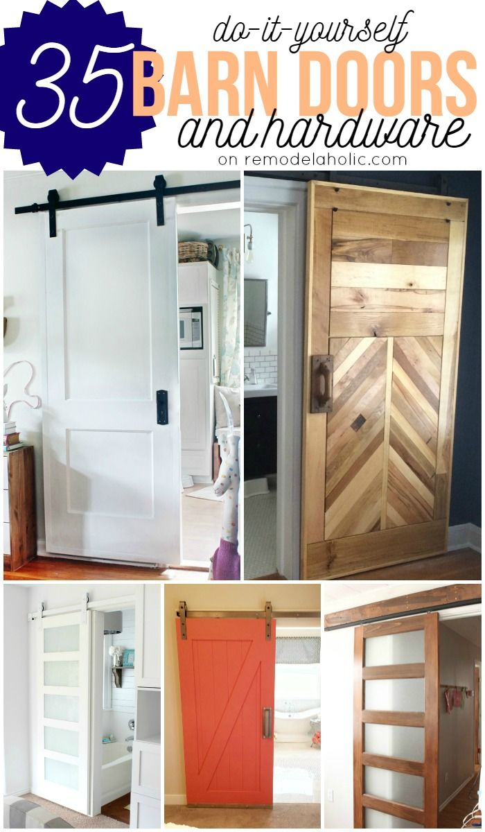 decor diy depot home s doors designs thrifty barn chick img door sliding build lowe from tutorials at barns and