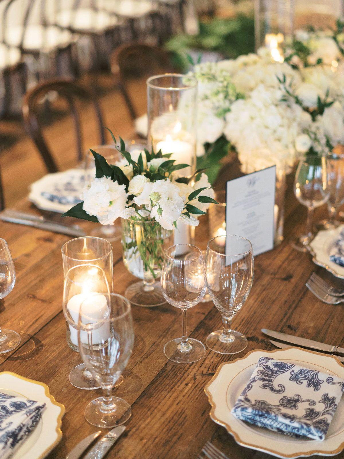 A classic wedding at kiawah island sanctuary resort on the