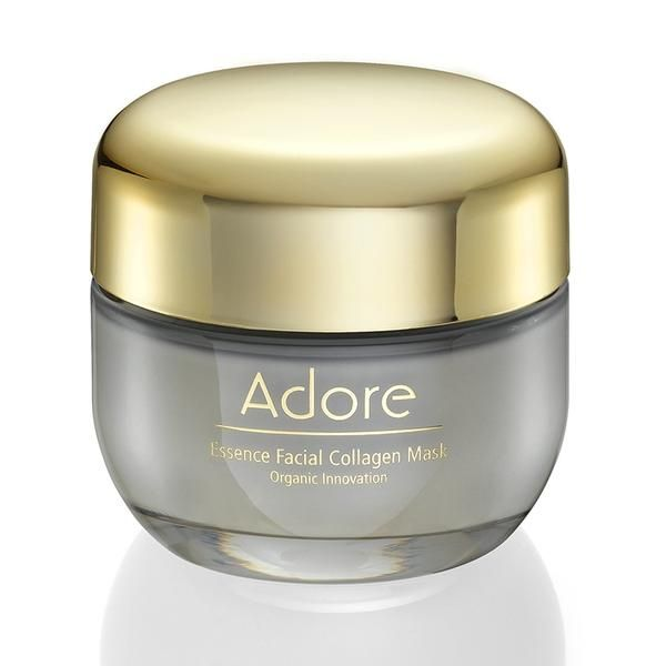 Adore Cosmetics Essence Facial Collagen Mask As Time Passes And Skin Ages Collagen Depletes Brightening Cream Skin Care Toner Products Cleanser And Toner