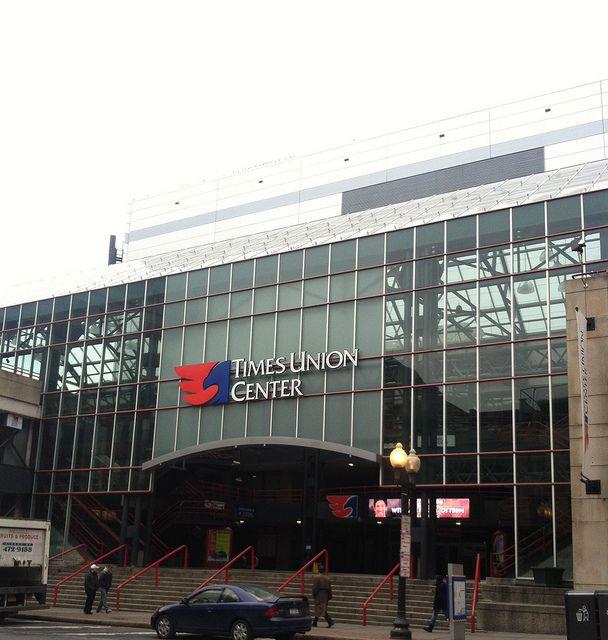 Times Union Center Albany, NY