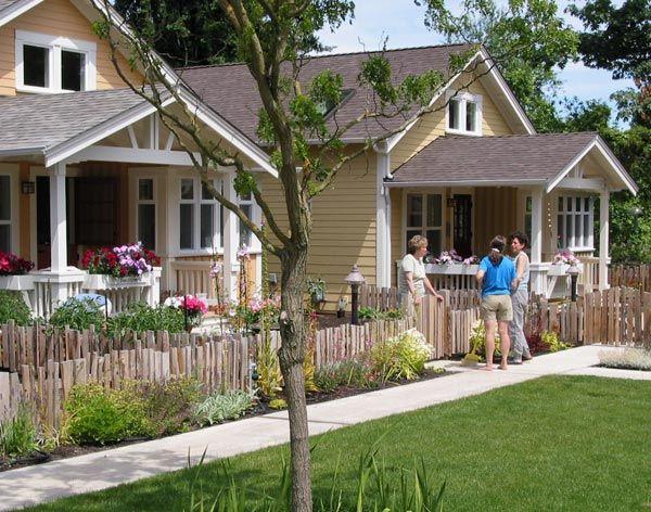 tiny house blog archive pocket neighborhoods book review a rh pinterest com